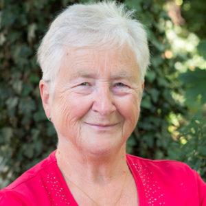 Anneliese Anyos, Medizinische Fachangestellte in der HausarztPraxis Zabo in Nürnberg.