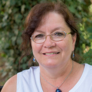 Doris Heinrich, Medizinische Fachangestellte in der HausarztPraxis Zabo in Nürnberg.