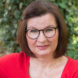 Birgit Geyer-Seitz, Medizinische Fachangestellte in der HausarztPraxis Zabo in Nürnberg.