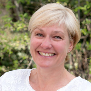Manuela Briesacher, Medizinische Fachangestellte in der HausarztPraxis Zabo in Nürnberg.