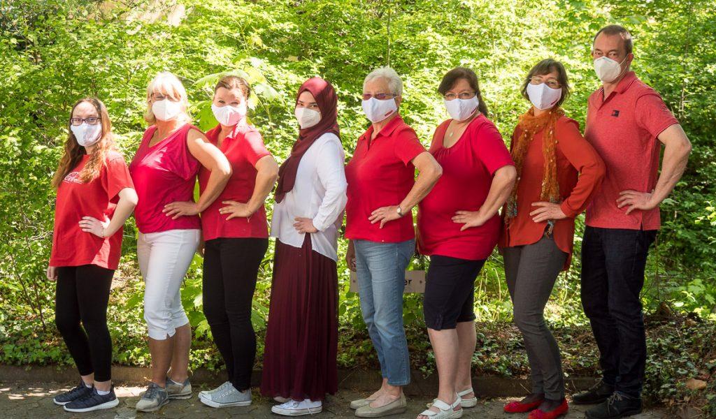 Gruppenfotos und Portraits Hausarztpraxis Zabo